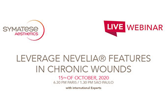 LEVERAGE NEVELIA® FEATURES IN CHRONIC WOUNDS